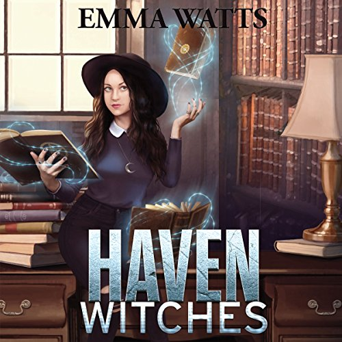 Haven Witches audiobook cover art