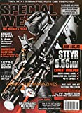 GUN BUYER'S ANNUAL PRESENTS: Special Weapons For Military & Police February 2011 Magazine TROY M7A1 5.56MM FULL-AUTO CQB FIREPOWER U.S. Seals' SIG P226