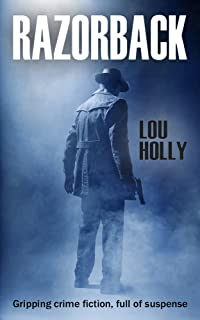RAZORBACK: gripping crime fiction, full of suspense