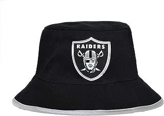 NFL, Training Bucket Hat, Fishing Hat, Fisherman Hat, Boonie Hat, for Oakland Raiders