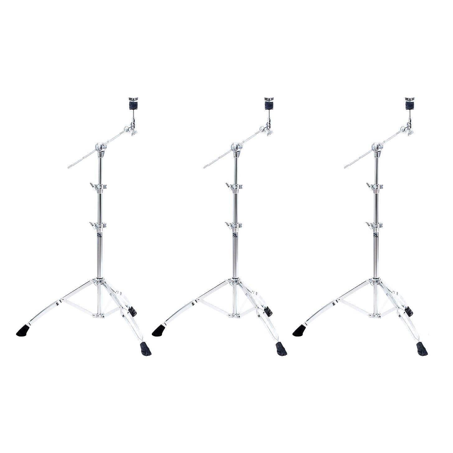 Ludwig Atlas Standard Boom Cymbal Stand (3 Pack Bundle)