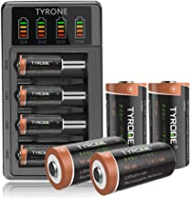 Best rechargeable cr123a battery Reviews