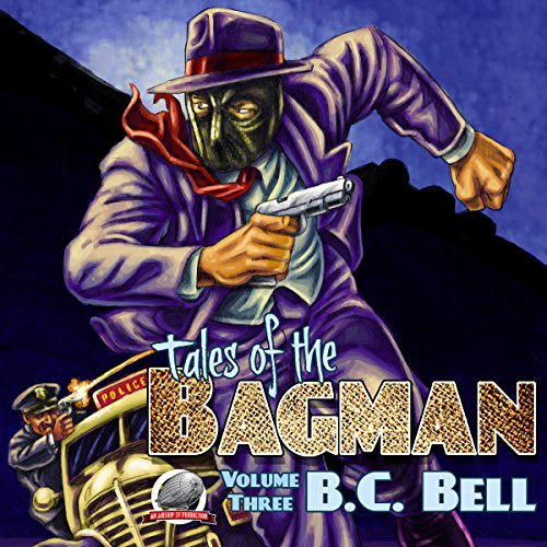 Tales of the Bagman, Volume 3 cover art