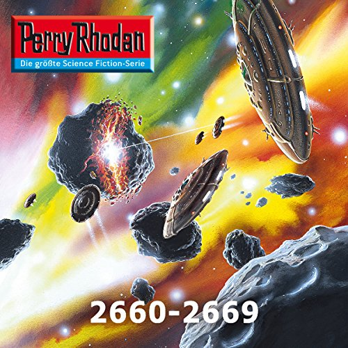 Perry Rhodan, Sammelband 27 Titelbild