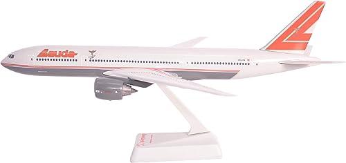 Flumière Miniatures Lauda Air Austrian Boeing 777-200 1 200 Scale nouveau Livery REG OE-LPA Display Model