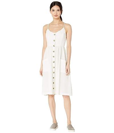 Rip Curl My Tide Midi Dress (Vanilla) Women