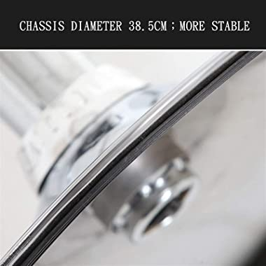 GDXFSM Adjustable Swivel Barstool Counter Stools Metal Bar Stools Set of 2,Counter Height Barstools Height Barstools,Dining S