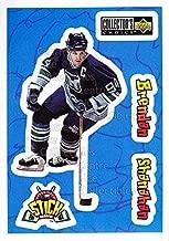(CI) Brendan Shanahan Hockey Card 1996-97 Collectors Choice Stick Ums 12 Brendan Shanahan