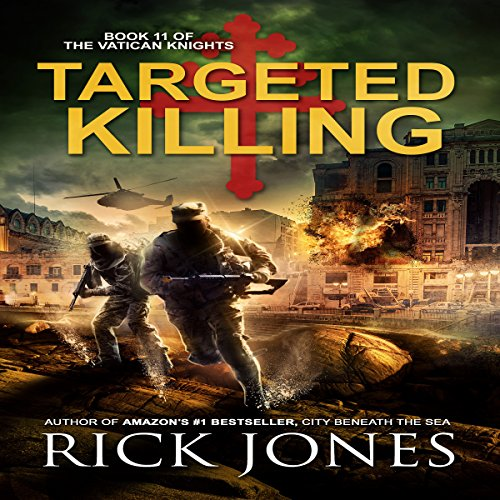 Targeted Killing audiobook cover art