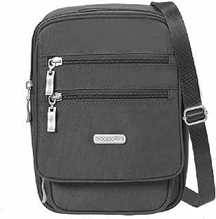 Baggallini Journey Travel Crossbody Organizer Bag with Many Pockets