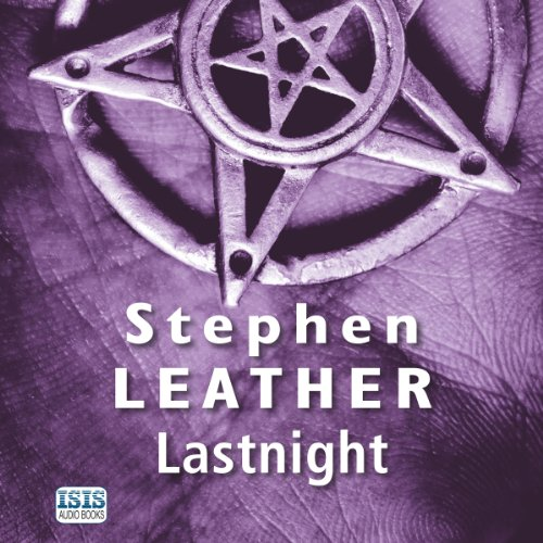 Lastnight     A Jack Nightingale Supernatural Thriller, Book 5              By:                                                                                                                                 Stephen Leather                               Narrated by:                                                                                                                                 Paul Thornley                      Length: 10 hrs and 26 mins     80 ratings     Overall 4.5