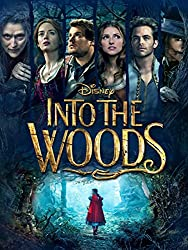 Disney Movie Into the Woods