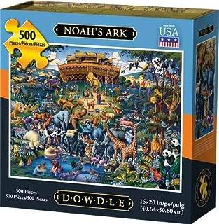 Dowdle Jigsaw Puzzle - Noah's Ark - 500 Piece