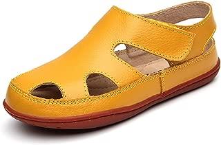 Genda 2Archer Baby Boys' Leather Casual Summer Outdoor Sport Sandals
