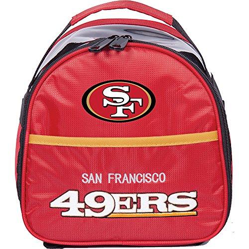 KR Strikeforce San Francisco 49ers Bowlingtasche, Mehrfarbig