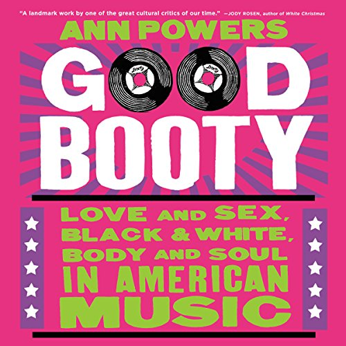 Good Booty audiobook cover art