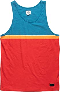 Highway 69 Tank Top, Red, Large
