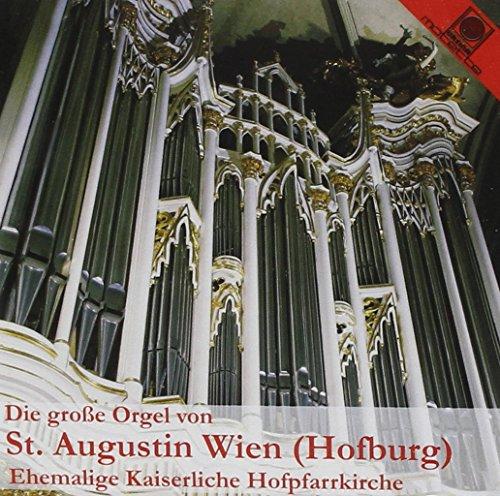 Franzosische Orgelkunst in St Augustin