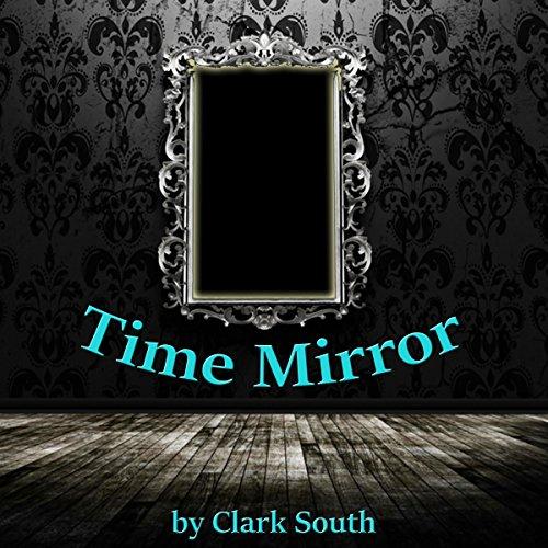 Diseño de la portada del título Time Mirror