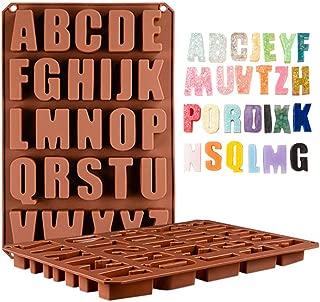 concrete letter molds