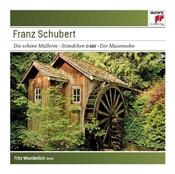 Schubert: Die Schöne Müllerin Op. 25, D 795