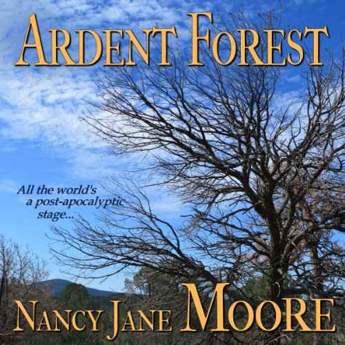 Ardent Forest audiobook cover art