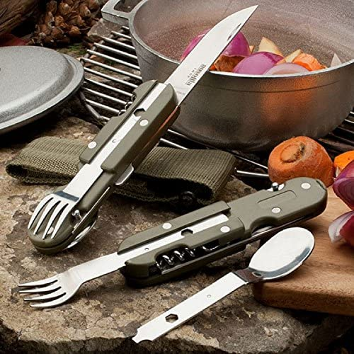 Max 64% OFF Kings County Tools Portable Camping Set Utensil Pouch Max 85% OFF with Belt