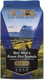 Victor Beef Brown Formula Food