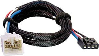 Tekonsha 3040-P Trailer Brake Control Wiring Harness-2 Plugs, Toyota