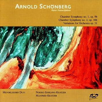 "Classical Assembly. ""Mendelssohn-Duo"" - Arnold Schoenberg"