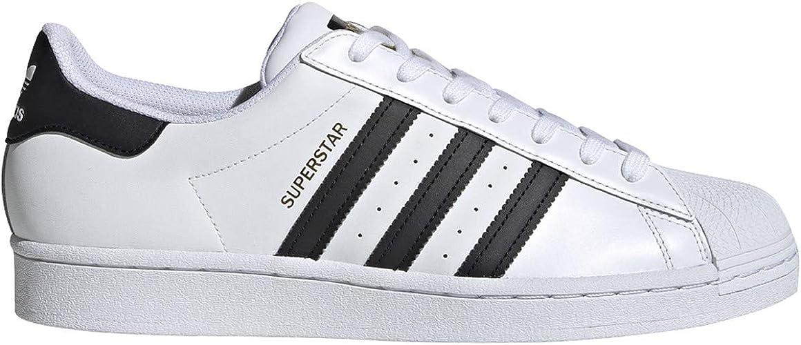 Adidas Originals Super Star Baskets pour homme, (Blanc/noir/blanc ...