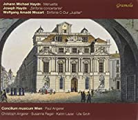 Haydn/Mozart: Symphonies
