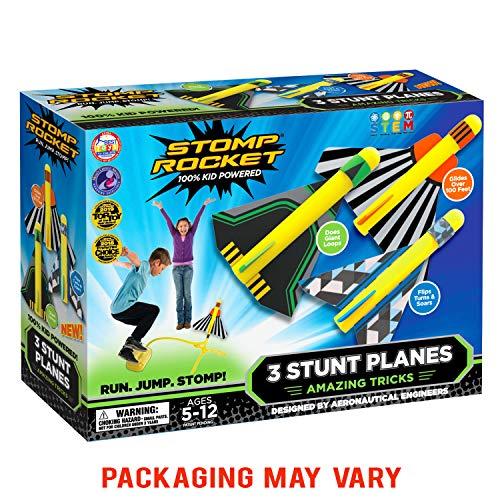 Stomp Rocket Stunt Planes - 3...