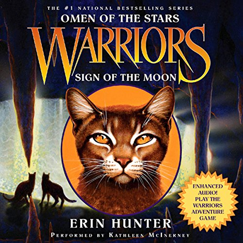 Warriors: Omen of the Stars #4: Sign of the Moon Unabridged Titelbild