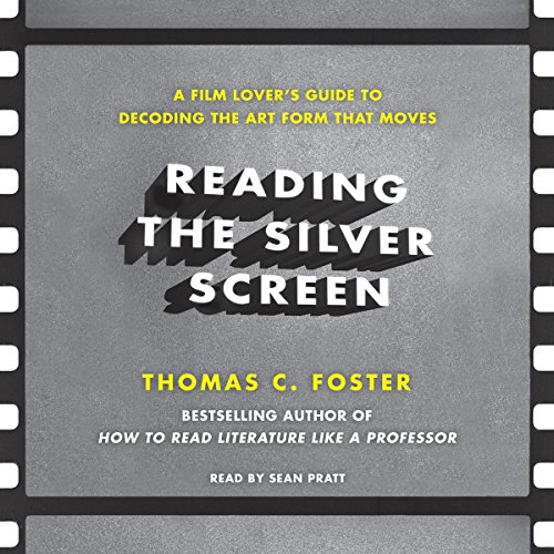 Reading the Silver Screen audiobook cover art