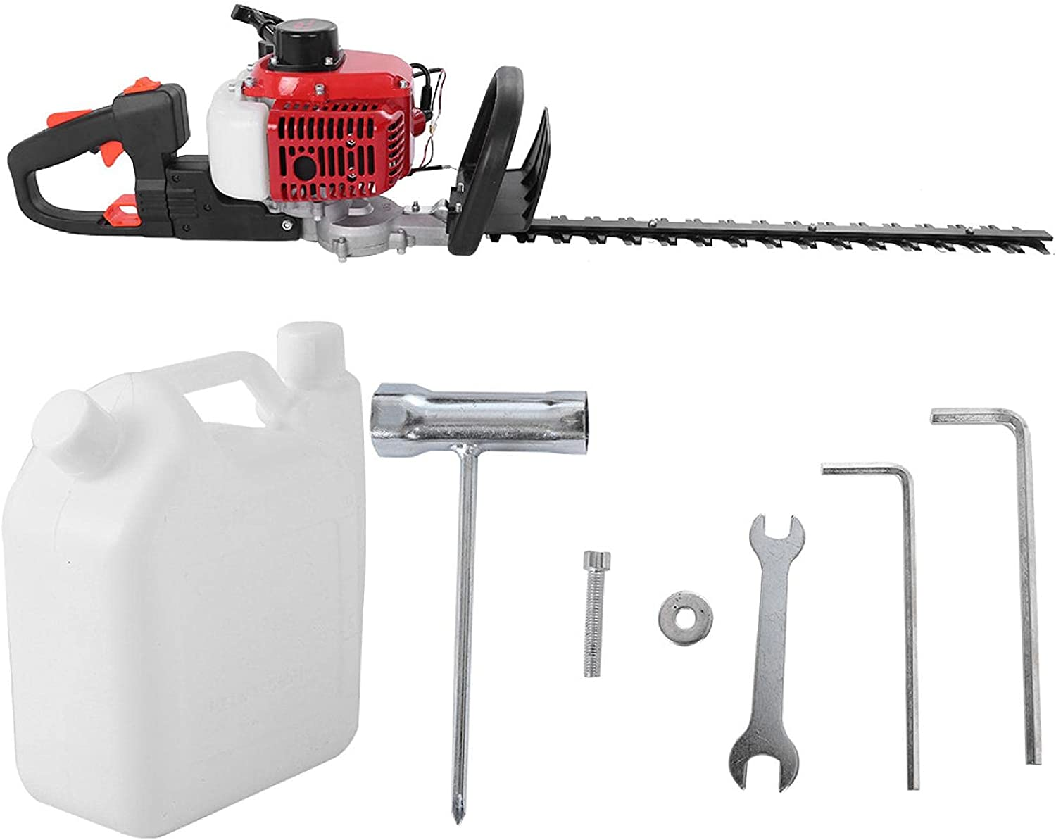 Overseas parallel import regular item 26CC 2-Cycle Gas Hedge Trimmer Gasoline 24