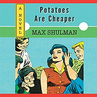 Potatoes Are Cheaper audiobook cover art