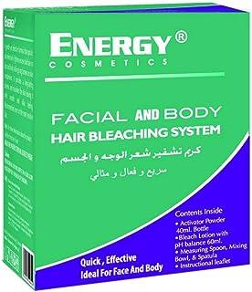 Energy Cosmetics Facial Bleaching System