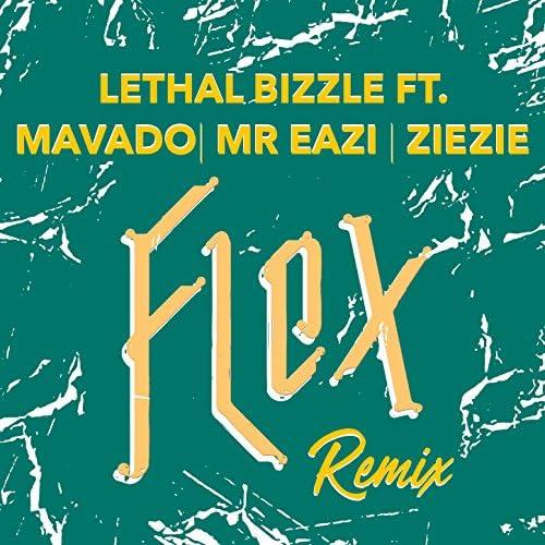 Lethal Bizzle feat. Mavado, Mr Eazi & ZIEZIE