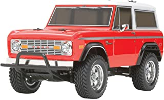 Tamiya America, Inc 1/10 Ford Bronco 1973 Kit: CC01, TAM58469