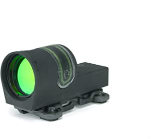 Trijicon Reflex Rx30 with A.R.M.S. 15 Throw Lever Flattop Mount