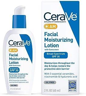 CeraVe AM Facial Moisturizing Lotion with Sunscreen - SPF 30-2 fl oz