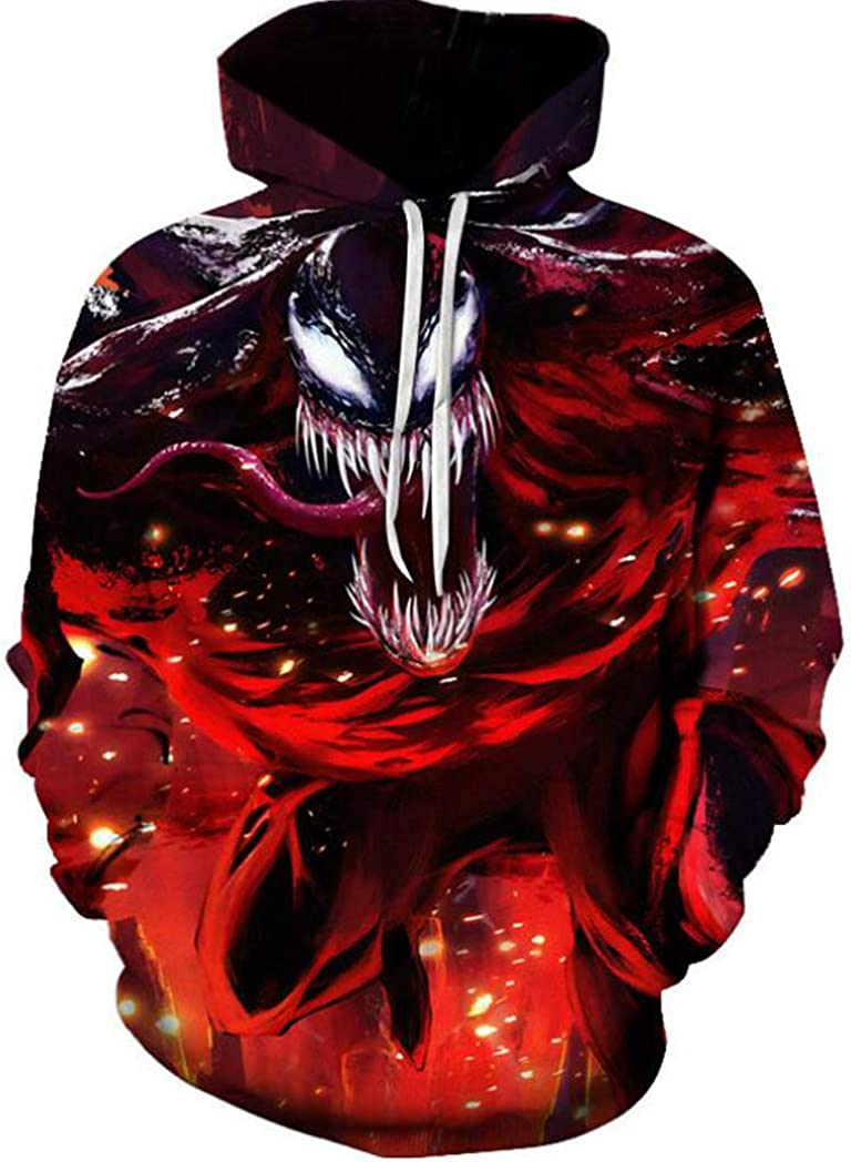 Harry Shops Halloween Albuquerque Mall Holiday Symbiosis2 Costume Hoodie Man New Ranking TOP2