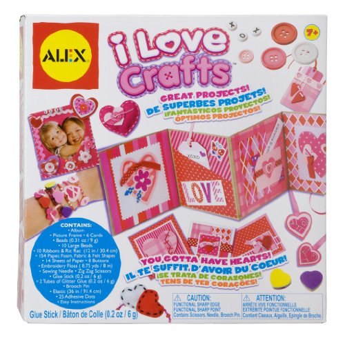 ALEX Toys Craft I Love Crafts