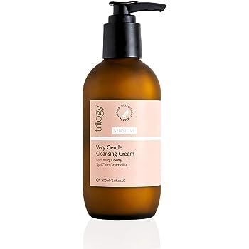 トリロジー 敏感肌 クレンジング クリーム 200ml 天然由来 無添加 オーガニック 低刺激 洗顔