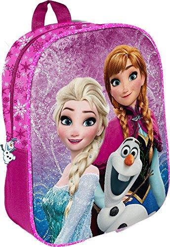 Star Licensing Disney Frozen Zainetto per Bambini, 32 cm, Multicolore
