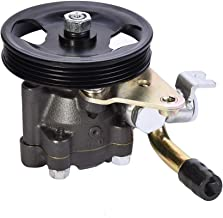ACUMSTE Power Steering Pump with Pulley Compatible with Nissan Maxima Infiniti I30 I35 49110-40U15