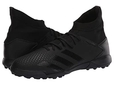 adidas Predator 20.3 Tf (Core Black/Core Black/Dark Grey Heather Solid Grey) Men