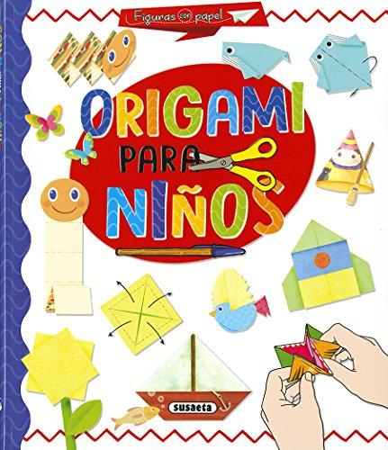 Origami para niños (Figuras con papel)