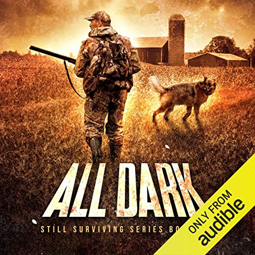 All Dark  By  cover art